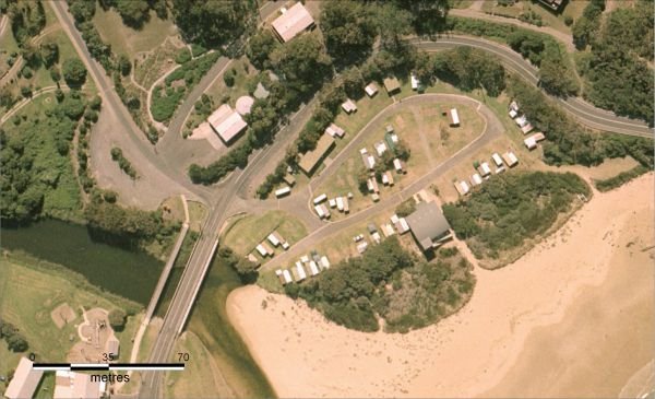 Wye River Beachfront Campground - Broome Tourism