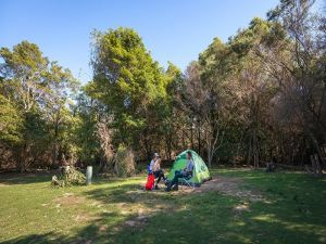 Hobart Beach campground - Broome Tourism