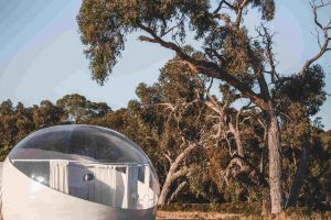Coonawarra Bubble Tents - Broome Tourism