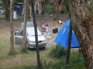 Hungry Gate campground - Broome Tourism