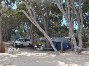 Moreton Island National Park and Recreation Area camping - Broome Tourism