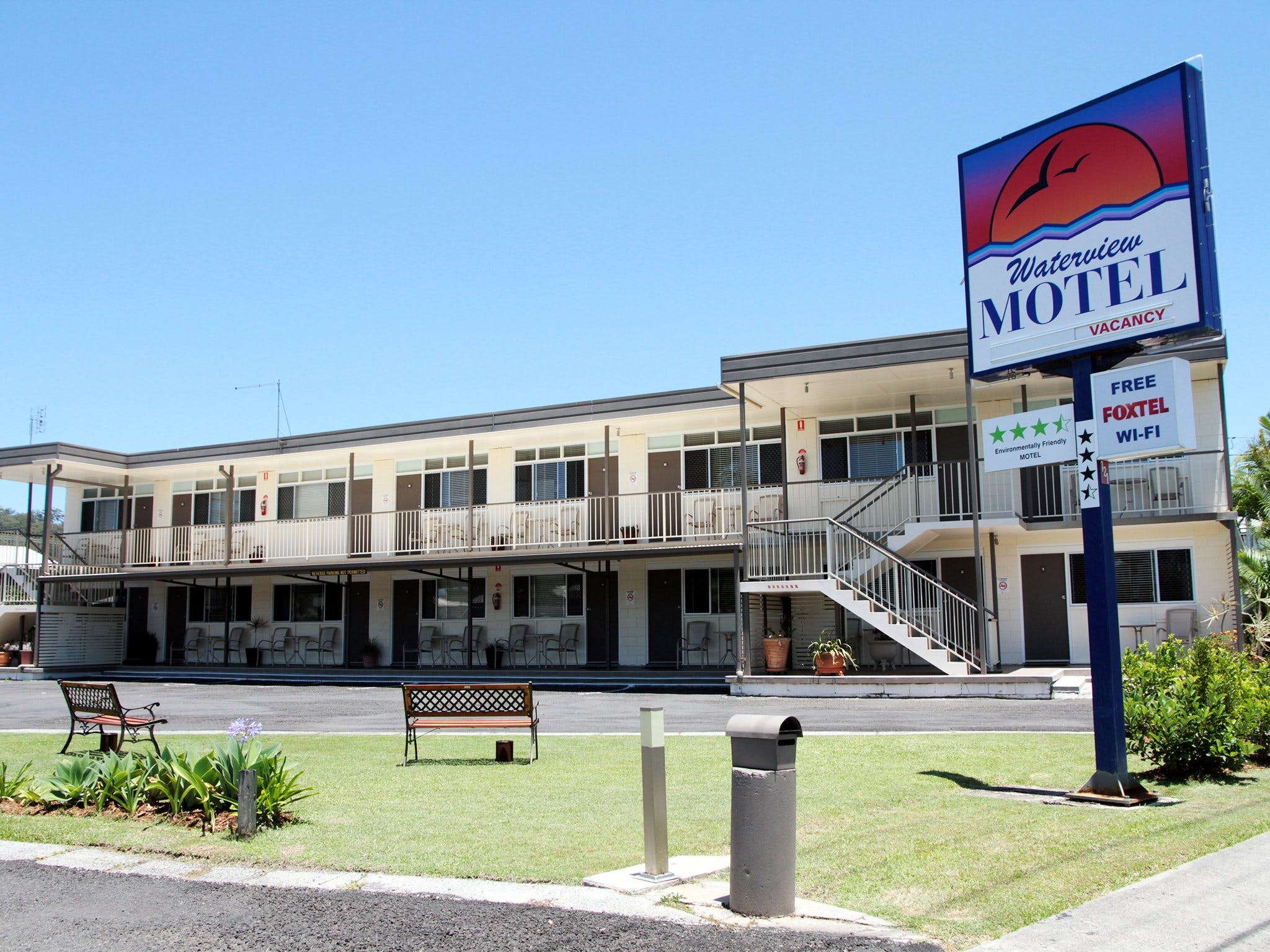 Waterview Motel - Broome Tourism