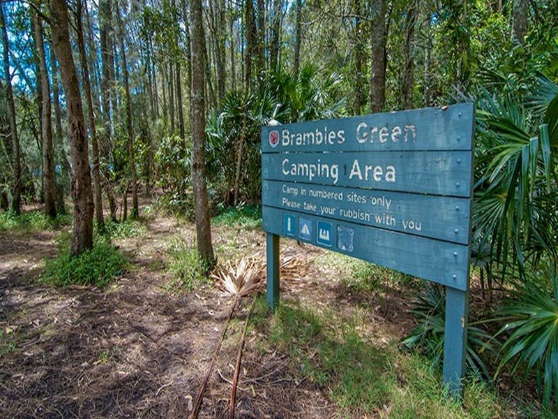 Brambles Green campground - Broome Tourism