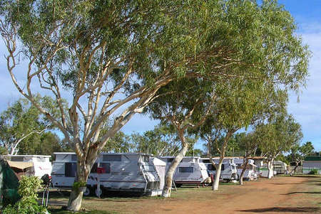 Coral Coast Tourist Park - Broome Tourism