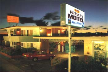 Princes Motel - Broome Tourism
