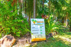 Oasis Tourist Park - Broome Tourism