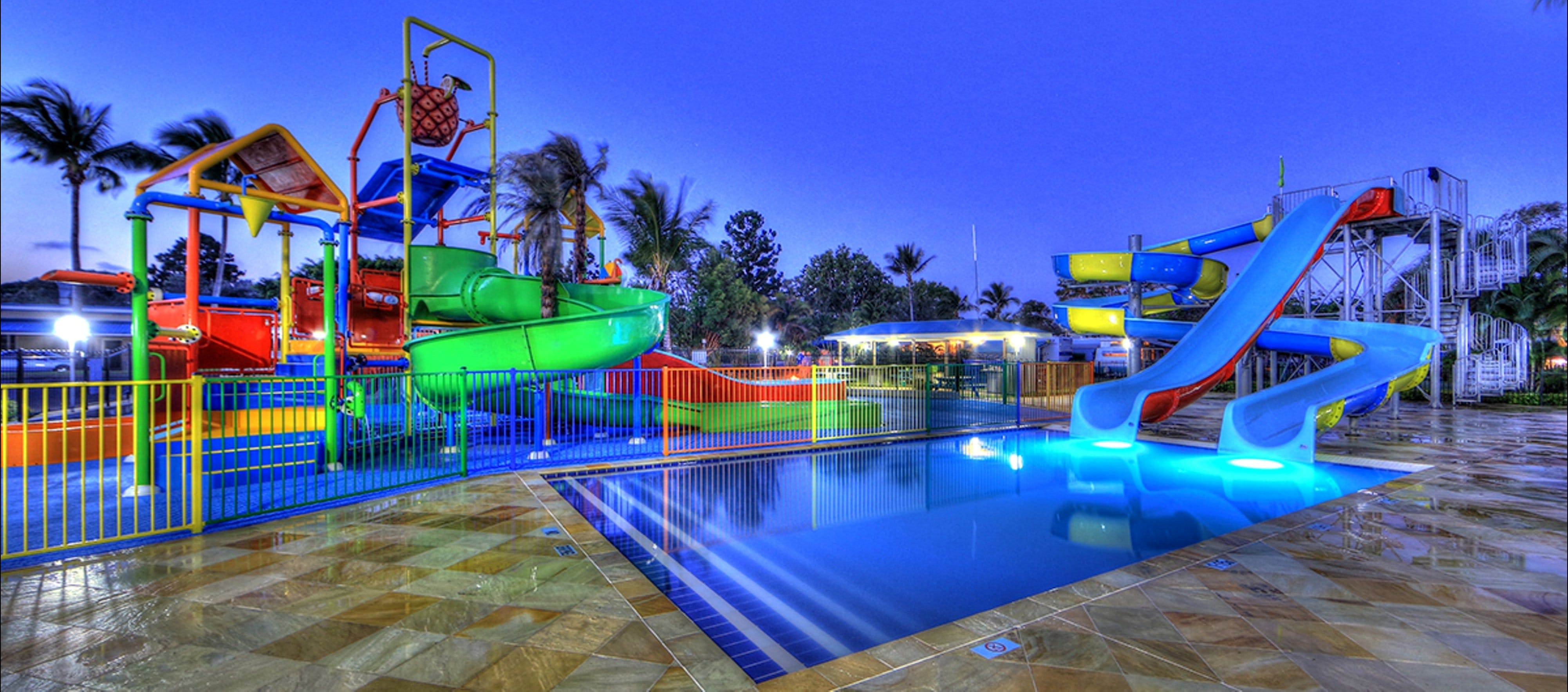 Discovery Parks - Coolwaters Yeppoon - Broome Tourism