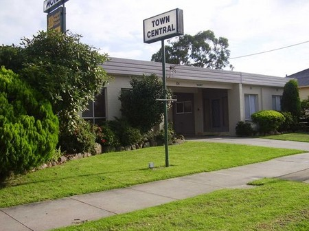 Bairnsdale Town Central Motel - Broome Tourism