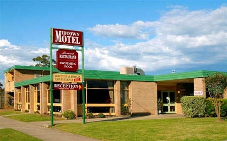 Midtown Motor Inn - Broome Tourism