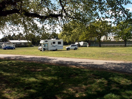 Sale Showground Caravan and Motorhome Park - Broome Tourism
