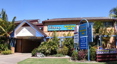 Fitzroy Motor Inn - Broome Tourism
