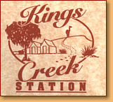 Kings Creek Station - Broome Tourism
