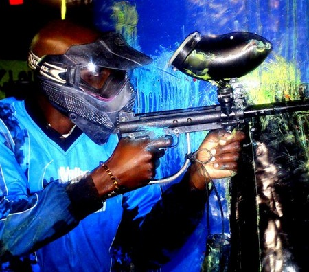 Melbourne Indoor Paintball - Broome Tourism