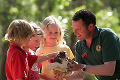Cleland Wildlife Park - Broome Tourism