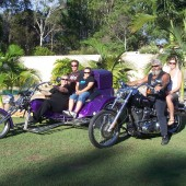 Gold Coast Motorcycle Tours - Broome Tourism