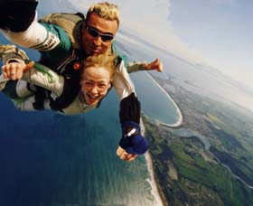 Skydive Melbourne - Broome Tourism