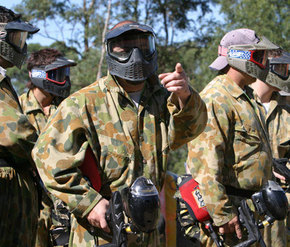 Action Paintball Games - Perth - Broome Tourism