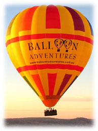 Balloon Adventures Barossa Valley - Broome Tourism