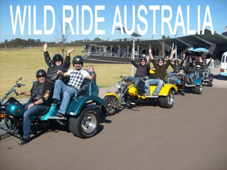 A Wild Ride - Broome Tourism
