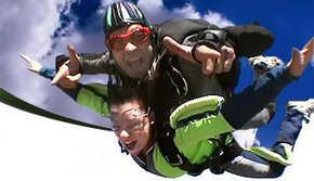 Adelaide Tandem Skydiving - Broome Tourism