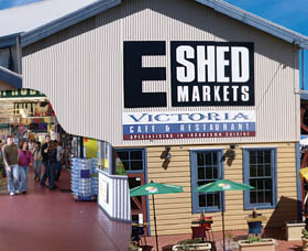 The E Shed Markets - Broome Tourism