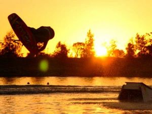 Bonney's WA Water Ski Park - Broome Tourism
