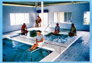 Innot Hot Springs Leisure  Health Park - Broome Tourism