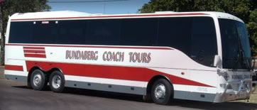 Bundaberg Coaches - Broome Tourism