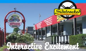 Sidetracked Entertainment Centre - Broome Tourism