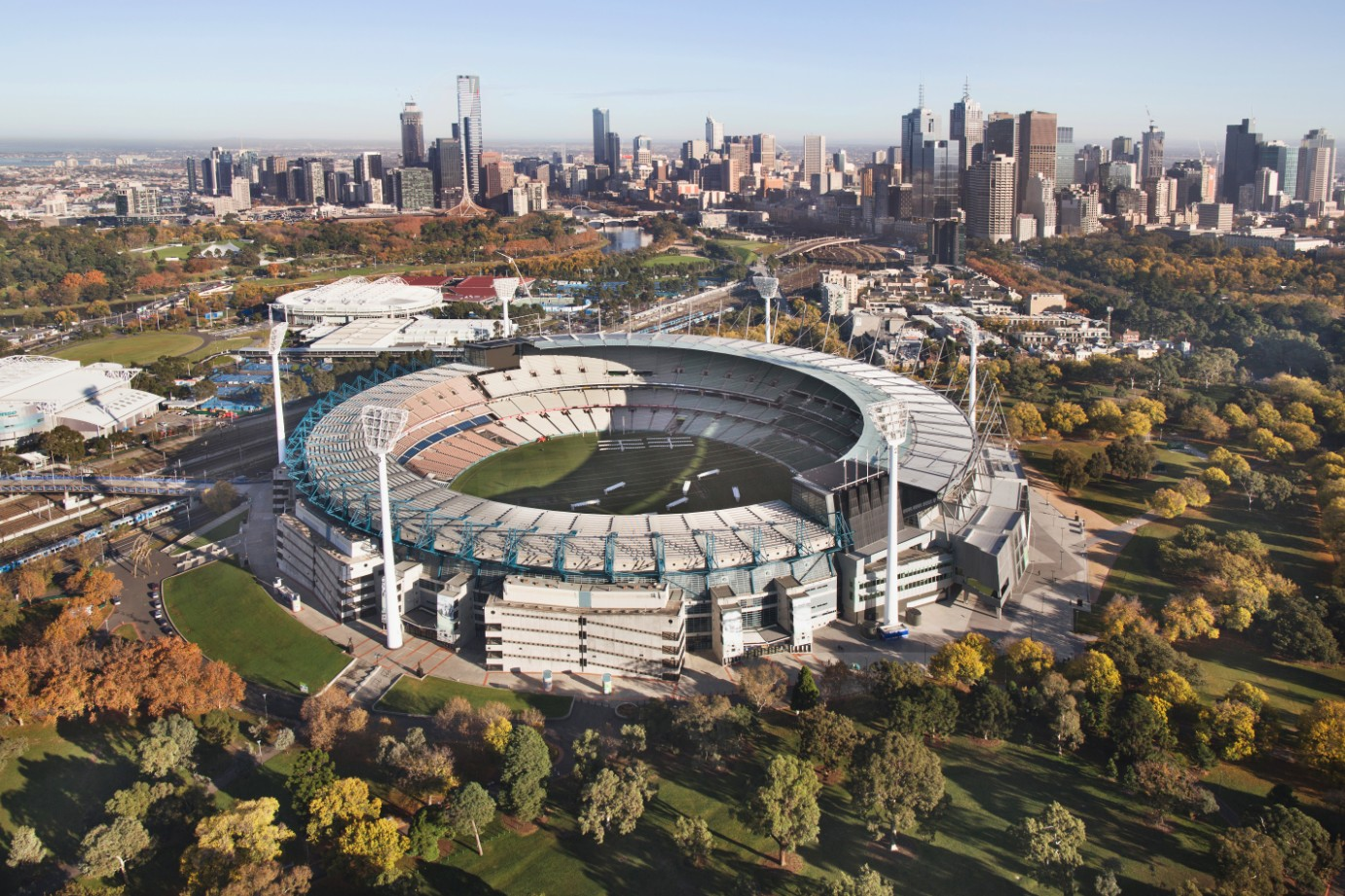 Melbourne Cricket Ground - Broome Tourism