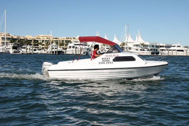 Mirage Boat Hire - Broome Tourism
