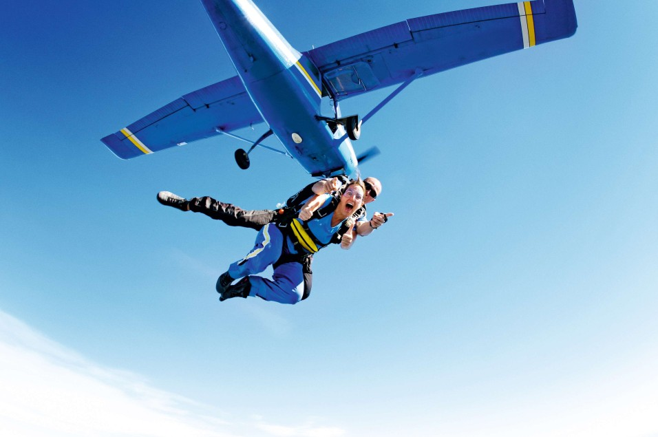 Skydive the Beach and Beyond Yarra Valley - Broome Tourism