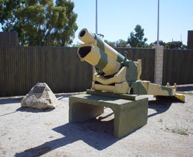 Military Museum Merredin - Broome Tourism