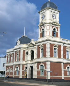 Boulder Town Hall - Broome Tourism