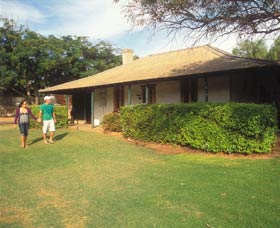 Russ Cottage - Broome Tourism