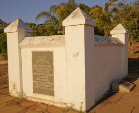 Morrell Memorial - Broome Tourism