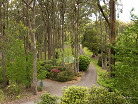 Mount Lofty Botanic Garden - Broome Tourism