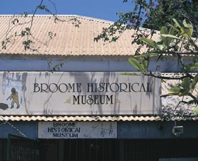 Broome Historical Society Museum - Broome Tourism