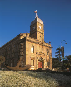 The Albany Town Hall - Broome Tourism
