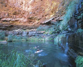 Dales Gorge and Circular Pool - Broome Tourism