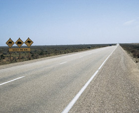 Eyre Highway - Broome Tourism