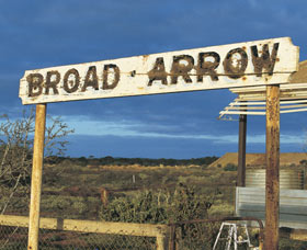 Broad Arrow - Broome Tourism