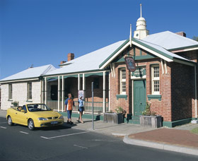 Old Court House Complex - Broome Tourism