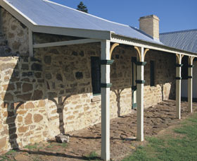 Ellensbrook Historic Home and Picnic Grounds - Broome Tourism