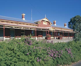 Old Railway Station Museum - Broome Tourism