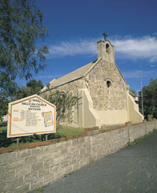 St Mary's Anglican Church - Broome Tourism