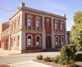 Northam Town Hall - Broome Tourism