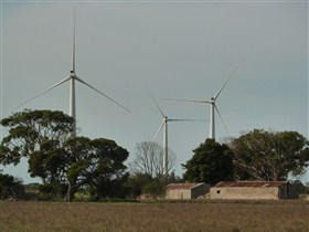 Wattle Point Wind Farm - Broome Tourism