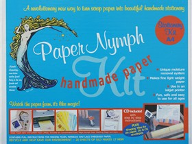 Paper Nymph - Broome Tourism