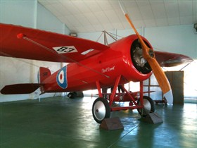 Captain Harry Butler Red Devil Monoplane Memorial - Broome Tourism